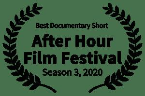 AfterHourFilmFestival-Season32020 Winner